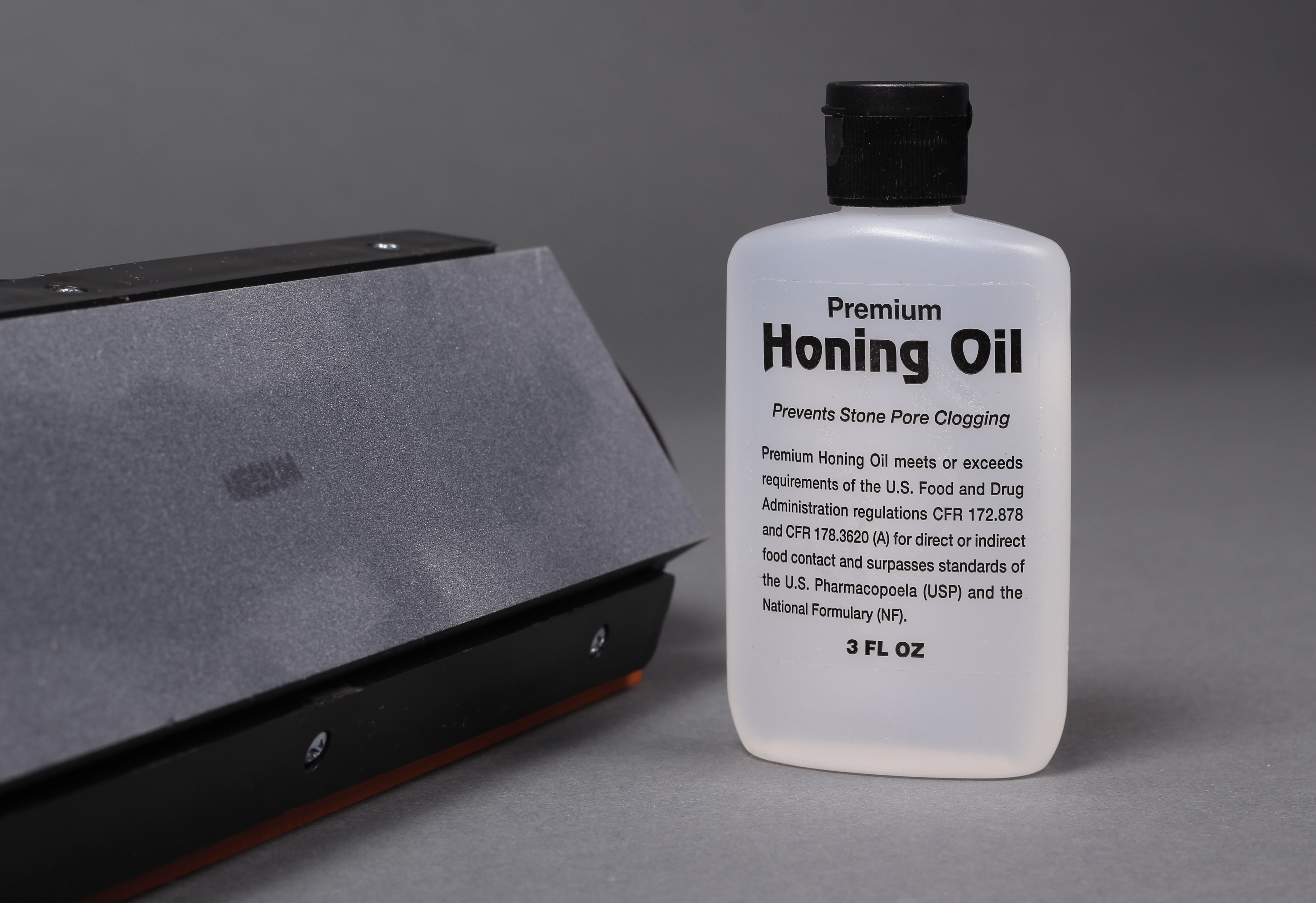 HoningOil