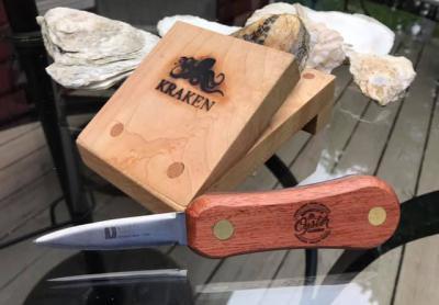 Kraken and Knife